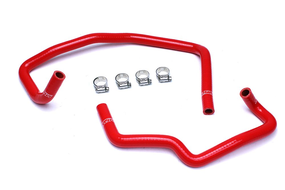 HPS 57-1468-RED Silicone Heater Hose Kit Coolant