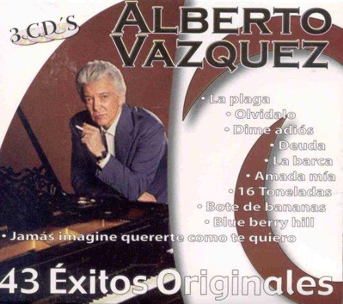 Alberto Vazquez - Exitos de Alberto Vazquez - Lyrics2You