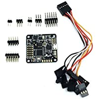 TOOTO Brand New Naze32 Flight Controller NAZER 32 10DOF W/Barometer Compass for Mini Quadcopter