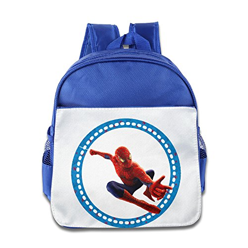 JXMD Custom Superb Super Spider Children Schoolbag For 1-6 Years Old - Nerd Costums