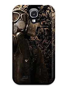 High-end Case Cover Protector For Galaxy S4(radioactive Video Game)