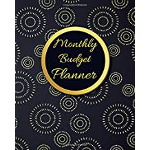 Monthly Budget Planner: 2019 Calendar Weekly Expense Tracker Bill Organizer Personal Finance Journal Planning Daily Workbook