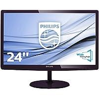Philips Monitor LED 247E6QDAD 23.6 Full HD, 5ms, IPS panel, VGA, DVI-D, HDMI