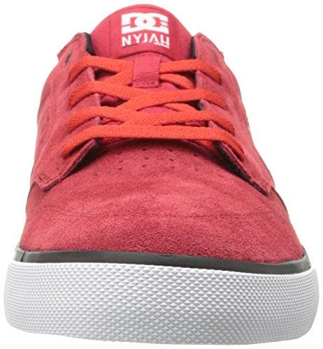 DC Shoes Nyjah Vulc Herren Skateboardschuhe Rot - rot