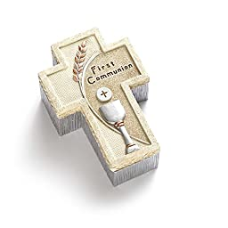 Enesco Legacy of Love First Communion Rosary Box