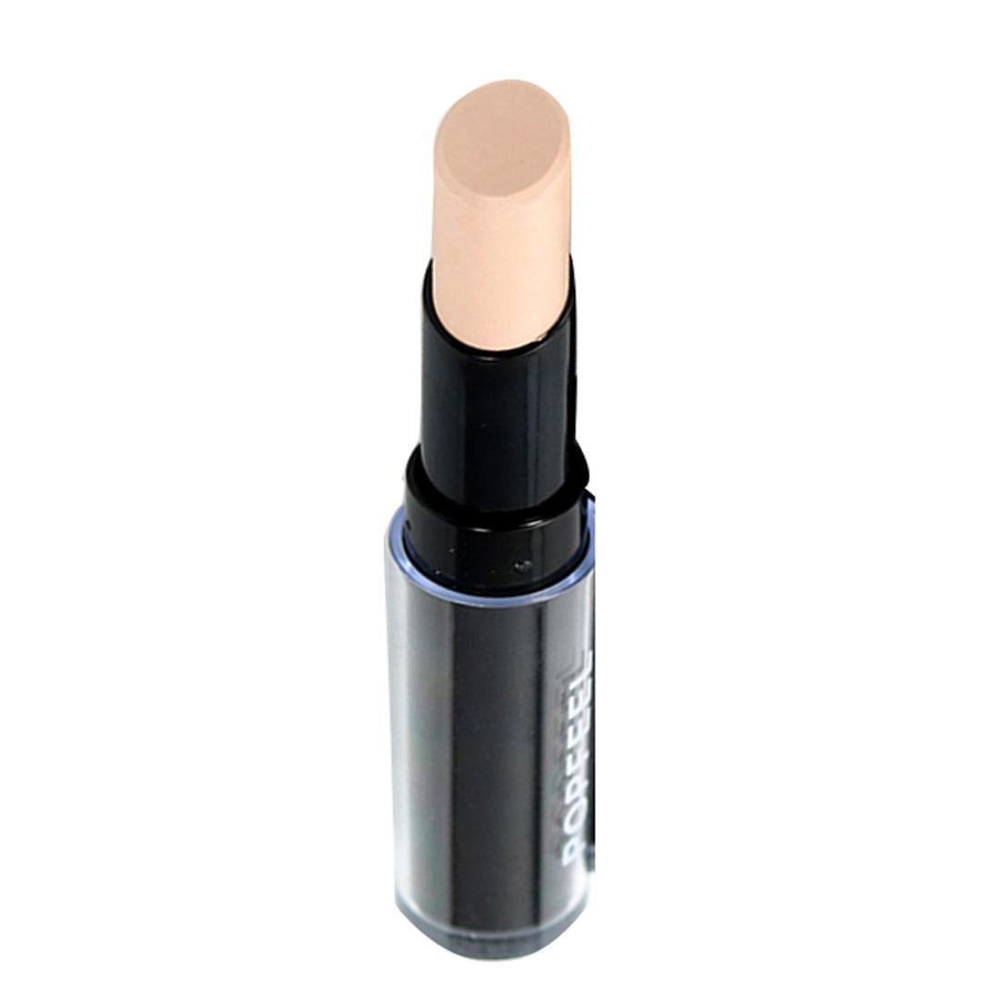 Willtoo(TM) Makeup Natrual Cream Face Lips Concealer Highlight Contour Pen Stick (A)