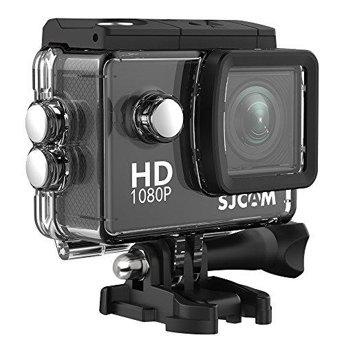 SJCAM SJ4000 WiFi 12MP 2.0 LCD 1080P Sports Action Camera (Black) - 2