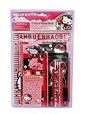 Fab Starpoint Hello Kitty 11-Piece School Supply Set, Assorted (SD3047561)