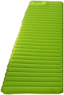 OOFAY Esterilla Inflable Ultraligero Cama De Aire Extra Cómoda 6 Centímetro Gruesas Impermeables Colchón Actividades Al Aire Libre,Green