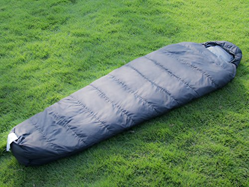 X-CHENG Ultralight Down Sleeping Bag - Warm without Weight - Save Space and Shave Weight - Can be Compressed into Ultra-small Size Easy to Carry - Waterproof, Comfort for the Indoor or Outdoor by X-CHENG (Image #4)