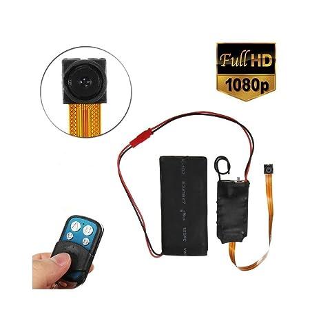 tradeshoptraesio® – Mini Micro cámara 1080P IP Cam espía Spy CMOS espía Full HD con