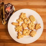 Liveday Kitchen Cookies Press Cutter Baking Molds
