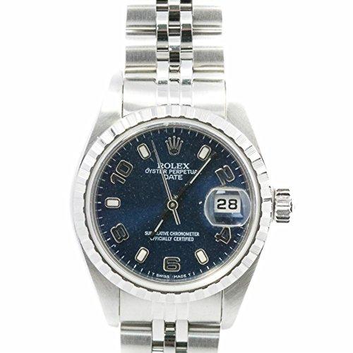Rolex Date Swiss-Automatic Female Watch 79240 (Certified (Ladies Rolex Date Watch)