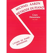 Michael Aaron Piano Course, Bk 2: French Language Edition