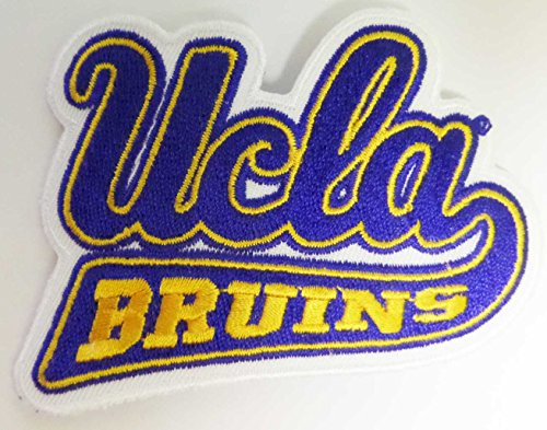 Best ucla iron on patch