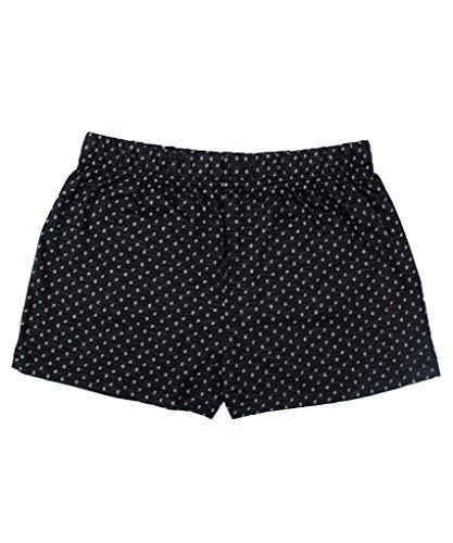 sofie-sam-london-womens-shorts-made-from-organic-cottonpolka-club-black