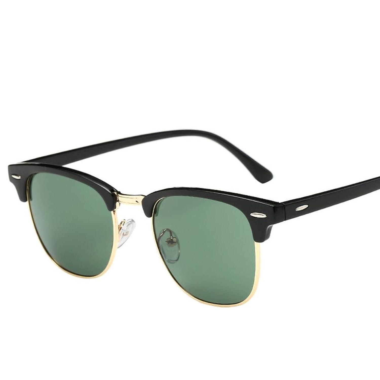 Verres Polarisés Classic Double Riz Sunglasses Retro Rawdah Hommes Femmes  Carré Vintage Miroir Lunettes de Soleil 0cf16bcd0c7e