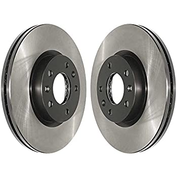 Front Left 1 Pack StopTech 128.34055L Sport Cross Drilled Brake Rotor