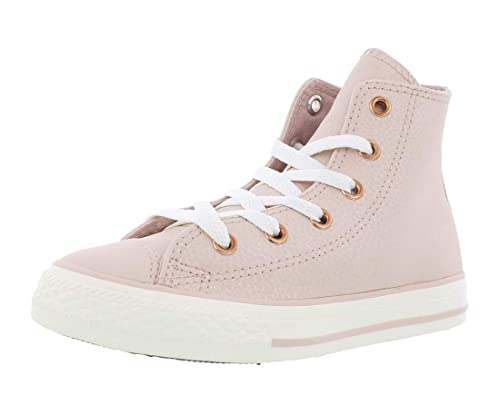 2converse leather bambini