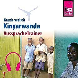 Kinyarwanda (Reise Know-How Kauderwelsch AusspracheTrainer)