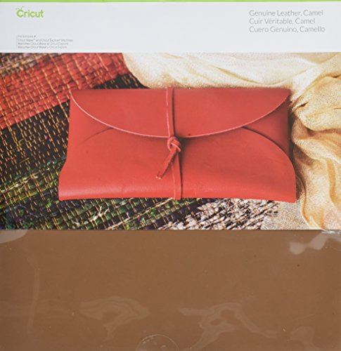 - Cricut Leather Camel 12X12, 12x24,