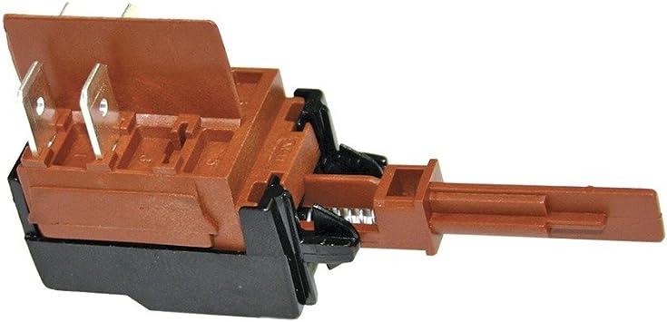 INDESIT - Botonera lavavajillas Indesit DA635SP: Amazon.es ...