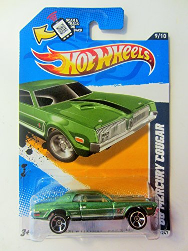 2012-hot-wheels-kmart-exclusive-muscle-mania-ford-68-mercury-cougar-green-119-247