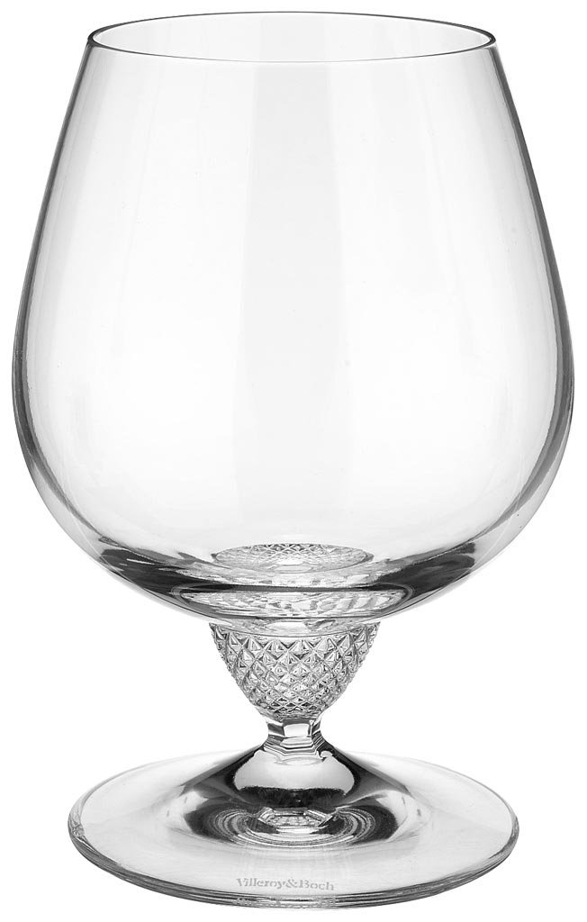 Villeroy & Boch Octavie Coppa Cognac, Vetro Cristallo, Multicolore, 12.6x18.5x13 cm 1173900100