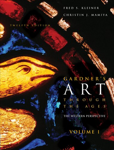 Gardner's Art through the Ages: The Western Perspective, Volume I (with ArtStudy CD-ROM 2.1, Western)