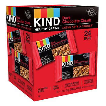 KIND Healthy Grains Dark Chocolate Chunk, 24 ct.SA by American Standart