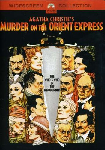 Buy new murder on the orient express dvd ws -nla