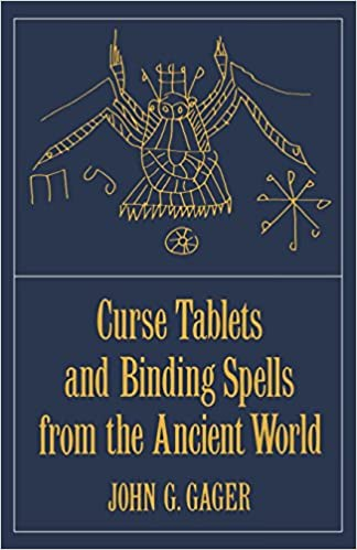 Amazon com: Curse Tablets and Binding Spells from the Ancient World