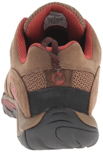 de zapatos Earth Dark trekking Merrell Azura Red impermeables fZ7qF