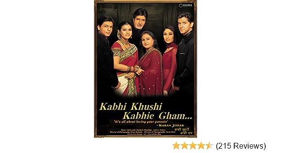 Amazon com: Watch Kabhi Khushi Kabhie Gham | Prime Video