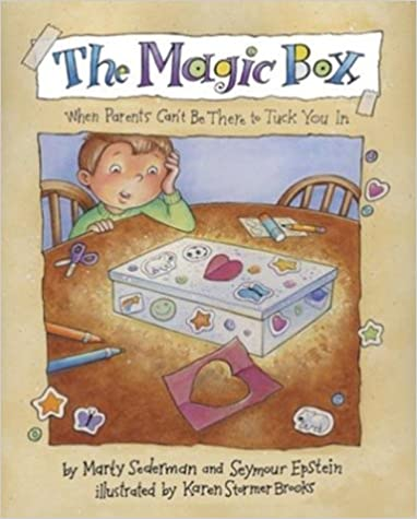 Magic Box When Parents Cant Be There to Tuck You In