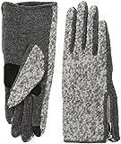 Echo Women's Classic Boucle Glove, Heather Grey, Medium