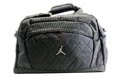 Amazon.com: Nike Jordan Jumpman Logo Bolsa de deportes y ...
