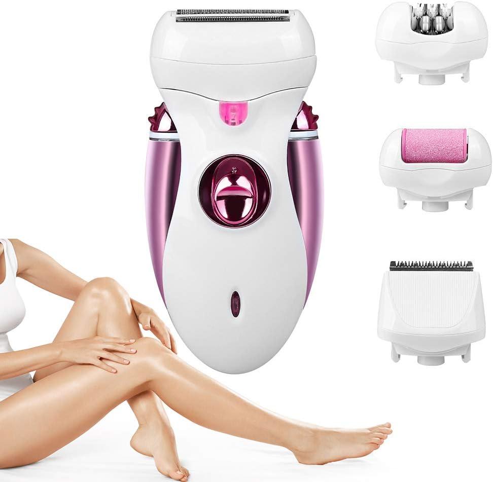 DOLA Depilación Facial - Depiladora eléctrica Afeitadora Bikini ...