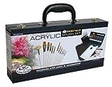 Royal & Langnickel RSET-ACRY2000 Gold Acrylic Painting Box Set