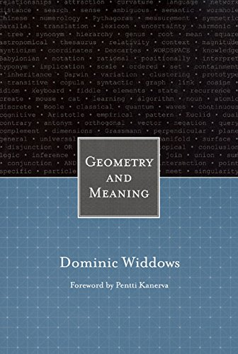 Buy The Geometry of Meaning (Center for the Study of