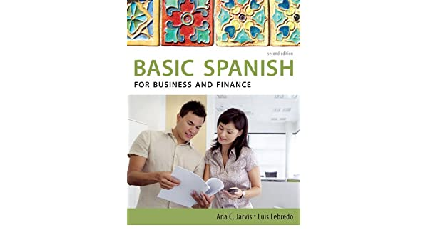 Amazon Bundle Spanish For Business And Finance Basic Spanish