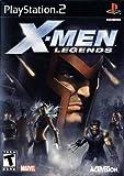 xmen legends ii - X-Men Legends - PlayStation 2