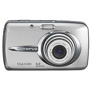 Olympus Stylus 600 6MP Digital Camera with 3x Optical Zoom