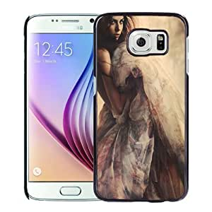 New Personalized Custom Designed For Samsung Galaxy S6 Phone Case For Beautiful Formal Dress Phone Case Cover