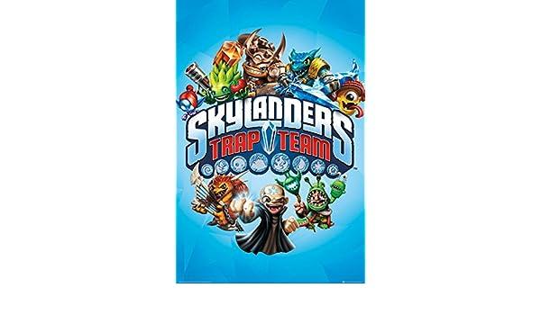 Skylanders Swap Force Poster 104 Size 61 x 91.5cm