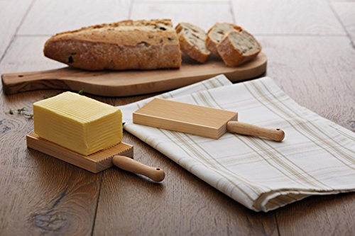 Kitchen craft 2 piece home made butter gnocchi paddles for Kitchen craft cookware prices