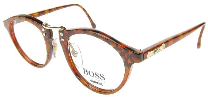 Vintage Hugo Boss by Carrera Havana Tortoise Eye Reading Glasses ...