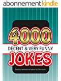 4000 decent very funny jokes (English Edition)