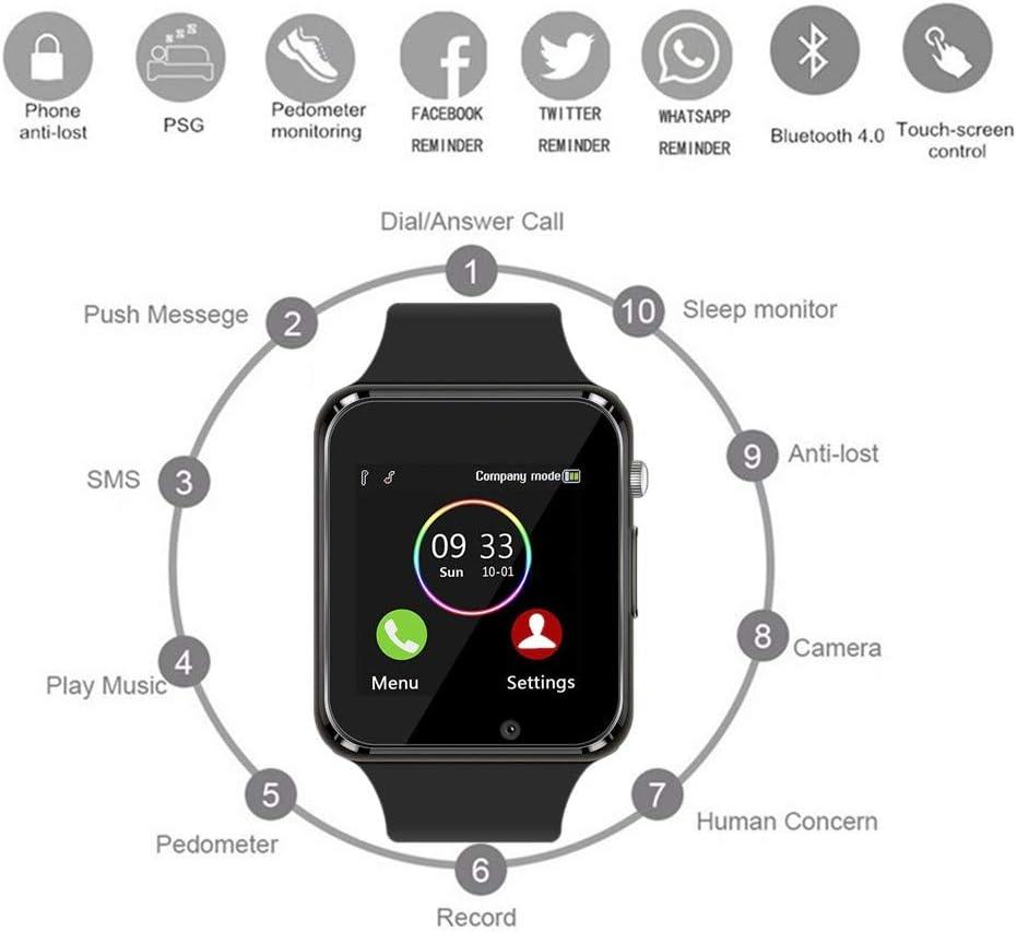 Free Amazon Promo Code 2020 for Smart Watch Touchscreen Bluetooth Smartwatch Wrist Watch