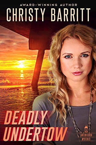 Deadly Undertow (Lantern Beach Mysteries Book 6) cover